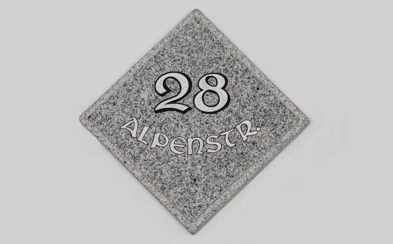 Hausnummer H3